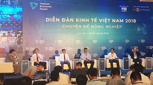 diendan wegm zvut 9741 1556017153 - Cơ hội kết nối cung - cầu tại Diễn đàn Kinh tế tư nhân Việt Nam