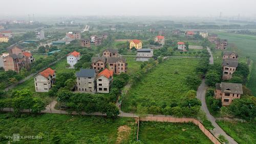du an bo hoang Me Linh 4265 1556024835 - Thủ tướng: Kiên quyết thu hồi dự án bất động sản bỏ hoang
