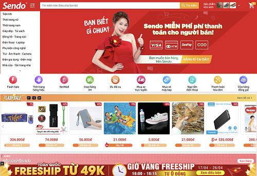 Mien phi thanh toan screenshot 3069 1556067598 - Sendo đón đầu tăng trưởng thương mại điện tử tại Việt Nam