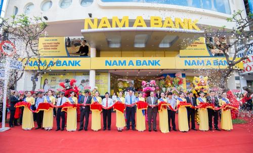 NAM A BANK TIẾP TỤC PHỦ SÓNG THƯƠNG HIỆU TẠI TỈNH AN GIANG (xin bài edit)
