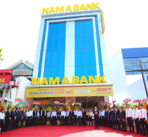 NAM A BANK TIẾP TỤC PHỦ SÓNG THƯƠNG HIỆU TẠI TỈNH AN GIANG (xin bài edit) - 2