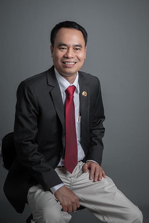 Doanh nhân Nguyễn Văn Tưởng - Chủ tịch Công ty Trầm Hương Khánh Hòa.