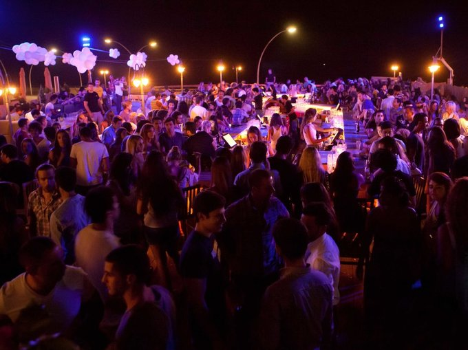 Cuộc sống của giới tỷ phú Israel tại Tel Aviv