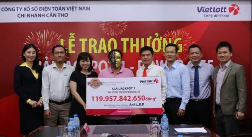 a2 8388 1556872572 - Chủ doanh nghiệp thủy sản Cà Mau trúng xổ số gần 120 tỷ đồng