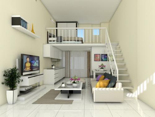Căn hộ Happy Home với mức giá hợp lý và tiện ích đa dạng sắp ra mắt thị trường.