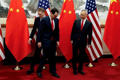 china us 1557311284 9367 1557311436 - Mỹ: Trung Quốc thay đổi gần như toàn bộ thỏa thuận