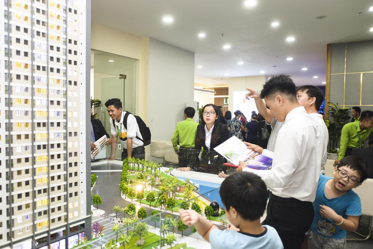 Saigon Intela nhắm đến đối tượng khách hàng trẻ