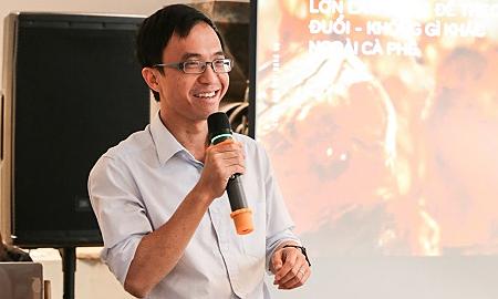 CEO The Coffee House: 'Chất lượng cao là đầu ra duy nhất cho cà phê Việt' - VnExpress Kinh Doanh