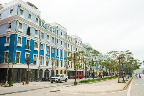 Thiết kế đa sắc màu tại khu phố thương mại Sun Premier Village Ha Long Bay - 1