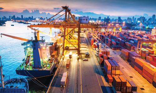 Bất động sản hậu cần, logistic tại thị trường Việt Nam đang chịu tác động mạnh mẽ của công nghệ Big Data. Ảnh: JLL