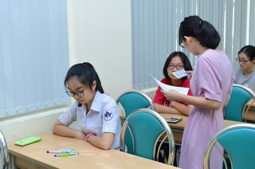 Hơn 1.000 thí sinh thi đánh giá năng lực tại Trường Đại học Kinh tế TP HCM