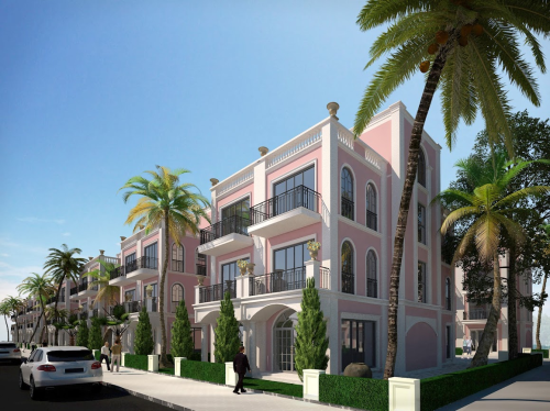 Nằm trong tổ hợp Sonasea Villas & Resort, Sonasea Paris Villas sẽ được thừa hưởng những tiện ích dịch vụ 5 sao sẵn có