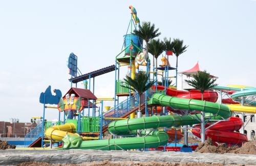 Mường Thanh sắp khai trương công viên nước rộng 3ha - 2