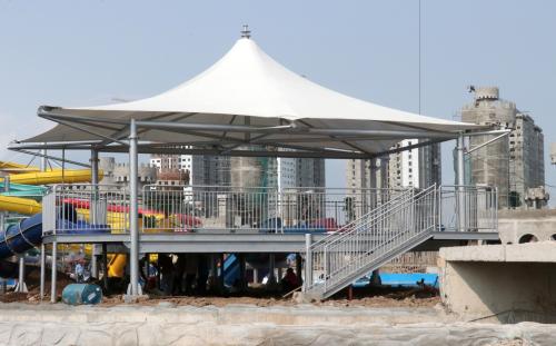 Mường Thanh sắp khai trương công viên nước rộng 3ha - 8