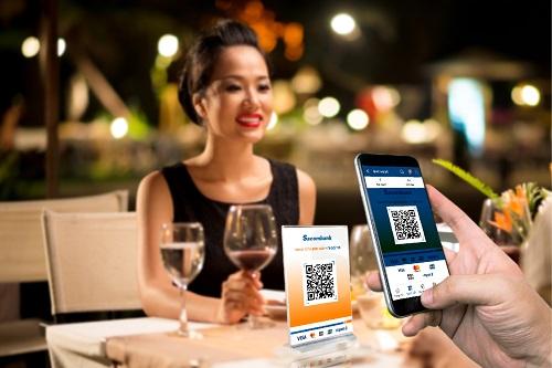 Sacombank ứng dụng nhiều công nghệ thanh toán mới trong năm 2018 - ảnh 1