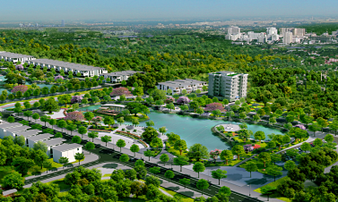 Thái Nguyên có thêm dự án khu đô thị mới