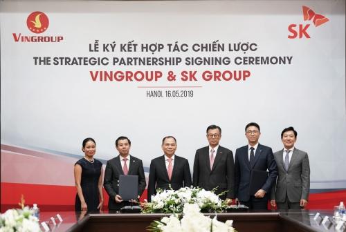 Tập đoàn Hàn Quốc đầu tư 1 tỷ USD mua cổ phiếu Vingroup - ảnh 1