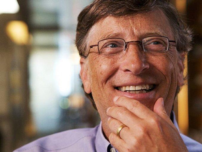 Tỷ phú Bill Gates giàu có thế nào?