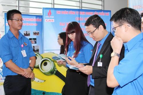 Các khóa đào tạo tại PV Gas.