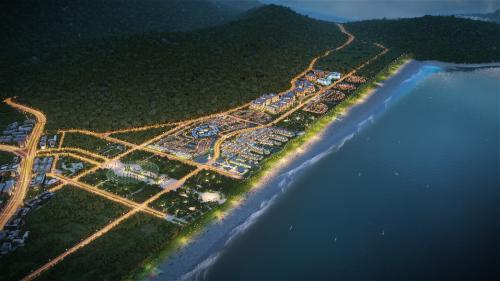 Six Miles Coast Resort là địa điểm khai mạc Lễ hội Lăng Cô – Vịnh đẹp thế giới