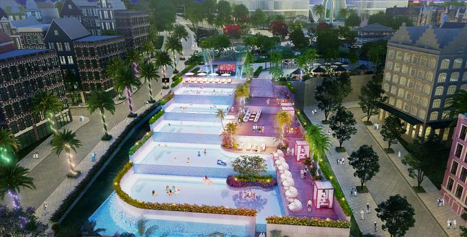 Khởi công tuyến phố mua sắm trải nghiệm văn hóa tại Phan Thiết