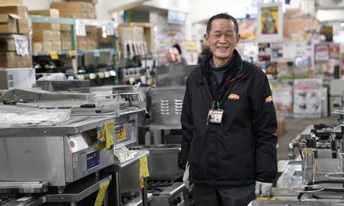 Ông Takayoshi Kimura. Ảnh: Bloomberg