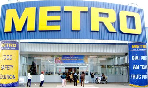 Thương hiệu Metro biến mất khỏi thị trường sau khi được bán lại cho đối tác Thái.