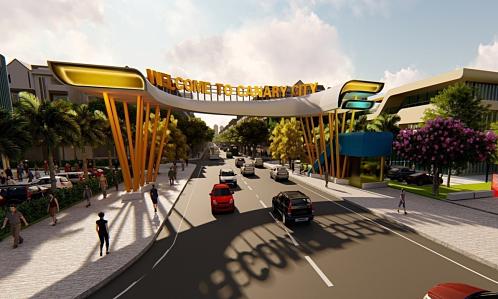 Chủ đầu tư dự án Canary City công bố quy hoạch chi tiết