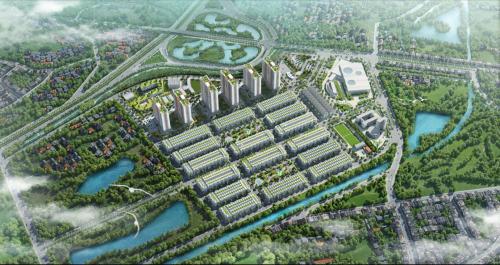 Him Lam Green Park đón đầu nhu cầu thuê nhà của chuyên gia nước ngoài