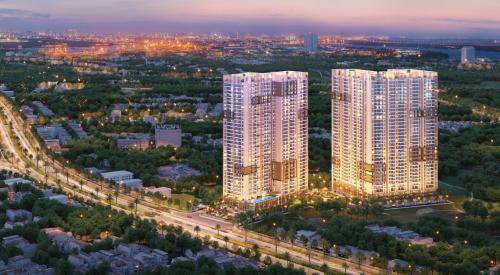 Phối cảnh tổng thể dự án Opal Boulevard. hotline0964.355 .355hoặc truy cập website:http://opalboulevard.vn.