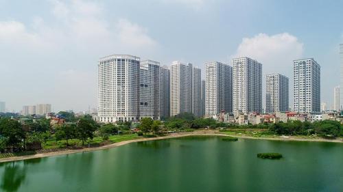 Dự án Sunshine Garden ra đời tại khu Hai Bà Trưng tạo nên sức hút trên thị trường bất động sản.
