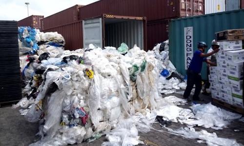 Hơn 9,2 triệu tấn phế liệu đổ về Việt Nam năm ngoái - ảnh 1