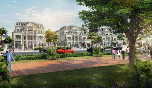 Dự án King Bay hướng đến nhu cầu mua nhà gắn với không gian xanh
