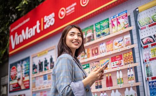 Vinmart ra mắt siêu thị ảo đầu tiên tại Việt Nam