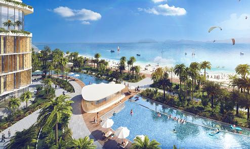 Lợi thế từ vị trí đắc địa của SunBay Park Hotel & Resort Phan Rang