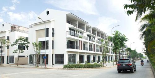 Shophouse Sunny Garden City sở hữu thiết kế tối ưu không gian sống và kinh doanh hiệu quả
