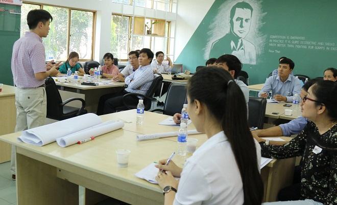 Nhiều nội dung liên quan đến quản trị doanh nghiệp khởi nghiệp, cách huy động vốn... sẽ được truyền đạt tại khóa học. Ảnh: ITP.