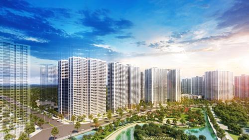 Đại đô thị thông minh mang đến cuộc sống hiện đại, tiện nghi cho cư dân tương lai.