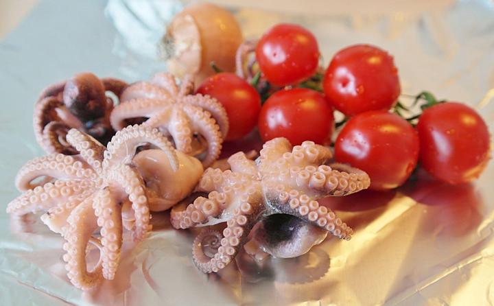 Mực, bạch tuộc Việt Nam bán mạnh sang Hàn Quốc - VnExpress Kinh Doanh