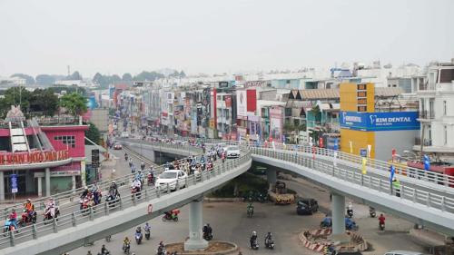 Bất động sản Gò Vấp hưởng lợi từ quy hoạch hạ tầng