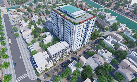 Dự án Đông Bắc Tower mang phong cách sống Singapore đến xứ Thanh - VnExpress Kinh Doanh