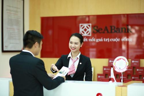 SeABank áp dụng nhiều chính sách ưu đãi về lãi suất, phí, thủ tục hồ sơ cho đại lý vé máy bay.