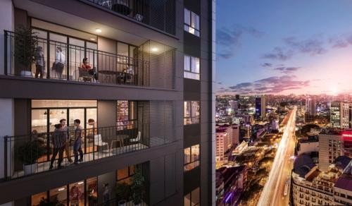 Dự án Khu căn hộ cao cấp Opal Boulevard nằm trên trục đường Phạm Văn Đồng