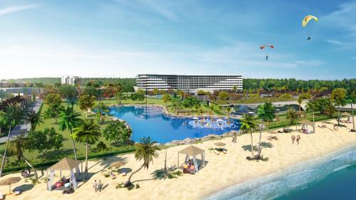 Ước tính đến năm 2023, Novaland cần tới 40.000 nhân sự trong tất cả các ngành dịch vụ du lịch nghỉ dưỡng.