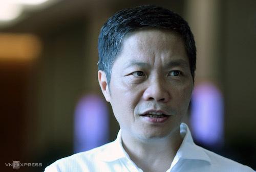 Ông Trần Tuấn Anh - Bộ trưởng Công Thương. Ảnh: Võ Hải