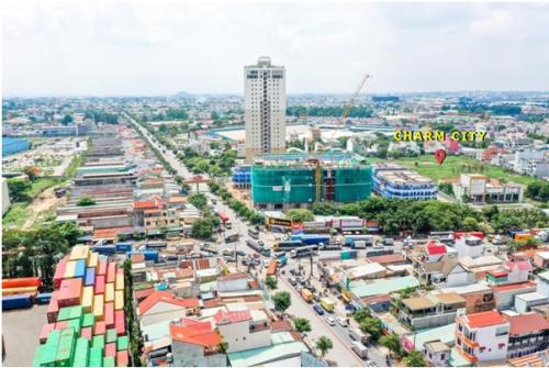 Bất động sản Dĩ An, Thuận An đón sóng đầu tư