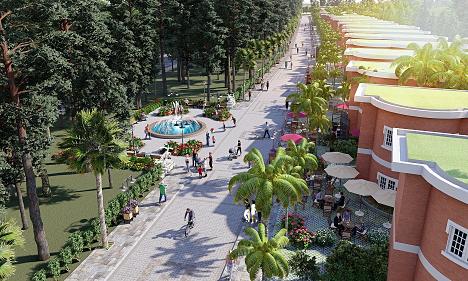 Tiềm năng phát triển sản phẩm shop villa biển tại Hoa Tiên Paradise