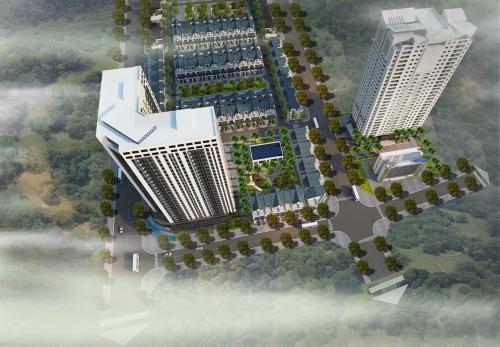 Thăng Long City mở bán 30 căn hộ cuối