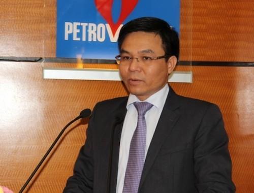 Ông Lê Mạnh Hùng - Phó tổng giám đốc PVN được đề cử vào chức danh Tổng giám đốc.