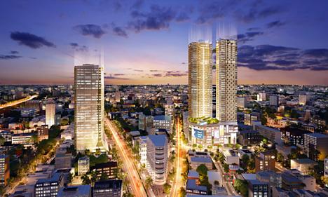 Tiềm năng căn hộ hạng sang Alpha Hill cho giới đầu tư Hà Nội